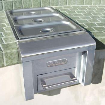 Alfresco AXEFW - Food Warmer and Steamer