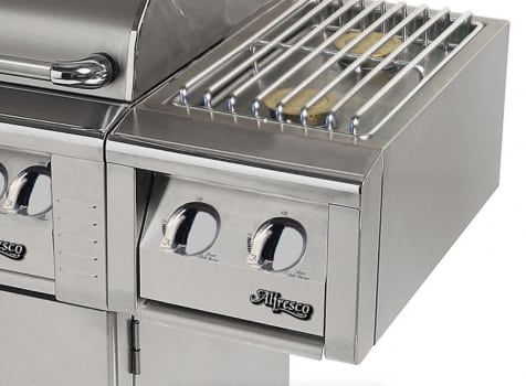 Alfresco AXESB2CLP - Dual Side Burners