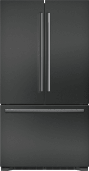 Bosch 800 Series B21CT80SNB - Black Stainless Front View