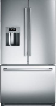 "Bosch 800 Series B26FT80SNS - Bosch 800 Series 36"" Standard Depth French Door Refrigerator"