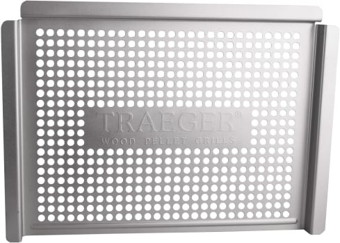 Traeger BAC273 - Stainless Steel Grilling Basket