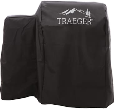 Traeger BAC380 - Full-Length Grill Cover for 20 Series Grills