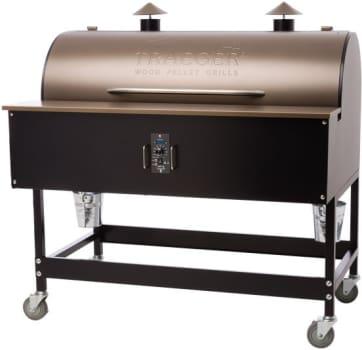 Traeger XL BBQ15001 - Traeger's XL Wood Pellet Grill