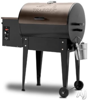 Traeger Junior Elite BBQ155 - Front View