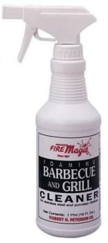 Fire Magic 358512 - Case of BBQ Cleaner with Foaming Trigger Bottle
