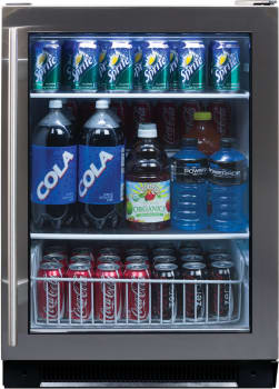 Haier BC100GS - 5.83 Cubic Foot Built-in Beverage Center - Featured View