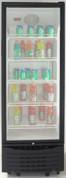 Avanti BCC113Q0W - 11.3 Cu. Ft. Commercial Beverage Cooler