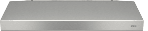 Broan Glacier BCSD142SS - Stainless Steel Front View