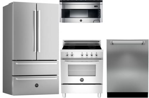 Bertazzoni Professional Series BZ4SSFD3 - Package