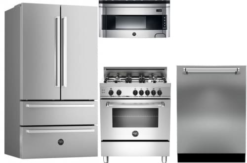 Bertazzoni Professional Series BZ4SSFD2 - Package