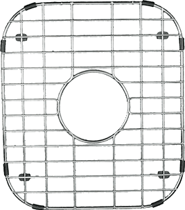 Nantucket Sinks BG1816 - Small Bowl Bottom Grid