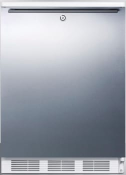 AccuCold BI540LSSHH - Stainless Door with Horizontal Thin Handle