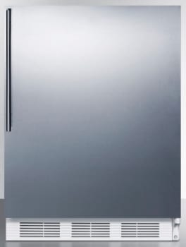AccuCold BI540SSHV - Stainless Door with Vertical Thin Handle