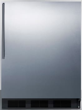 AccuCold BI541BSSHV - Stainless Door with Vertical Thin Handle