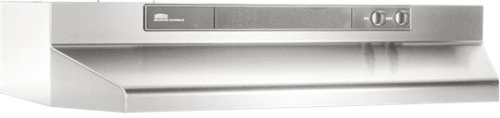 Broan 46000 Series 463604 - Stainless Steel Front View
