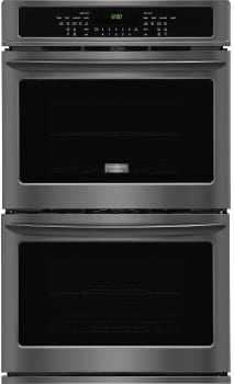 Frigidaire Gallery Series FGET3065PD - Black Stainless Steel Front View