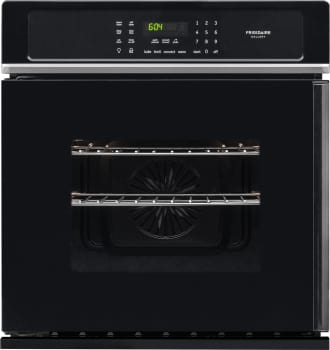 Frigidaire Gallery Series FGEW276SPB - Black Front View