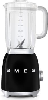 Smeg 50's Retro Design BLF01BLUS - Front View