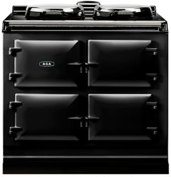 AGA ADC3EBLK - AGA Electric Cooker - Black