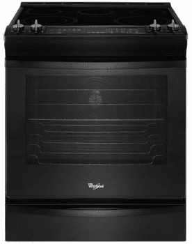 Whirlpool WEE730H0DB - 30 Inch Slide-in Range from Whirlpool