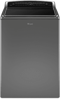 Whirlpool Cabrio WTW8500DC - Chrome Shadow Front View