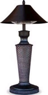 Blue Rhino EWTR890SP - 38-in. Tall Outdoor Electric Lamp Heater