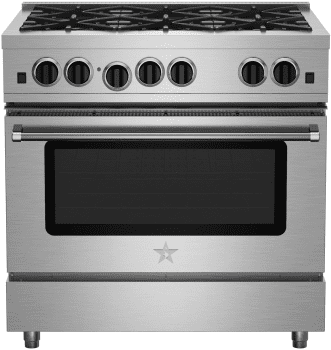 "BlueStar Culinary Series RCS366BV2 - 36"" RCS SERIES RANGE"