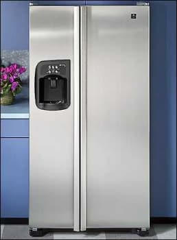 Maytag Msd2756ges 27 Cu Ft Side By Side Refrigerator W Cubed Crushed Ice And Water Dispenser Stainless Steel