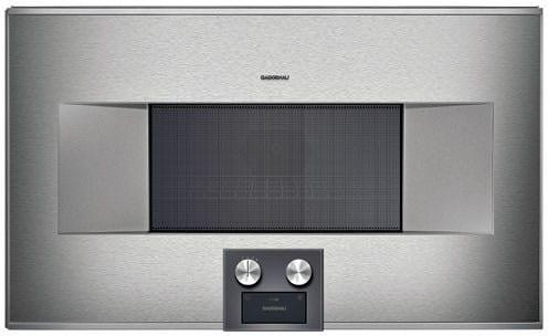 Gaggenau 400 Series BM485710 - Gaggenau 400 Series Microwave Oven