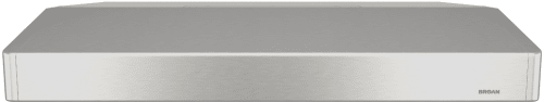 Broan Tenaya BNSC130SS - Stainless Steel Front View