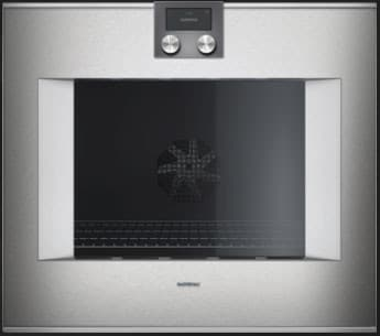 "Gaggenau 400 Series BO480611 - 400 Series 30"" Single Wall Oven"