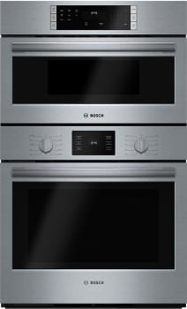 Bosch 500 Series HBL57M52UC - Bosch 500 Series Combination Oven
