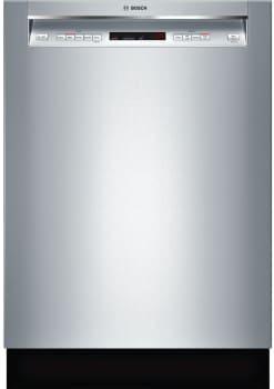 Bosch 300 Series SHEM63W5 - Stainless Steel