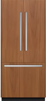 Bosch Benchmark Series B36IT800NP - French-Door Refrigerator with Panel Ready Design