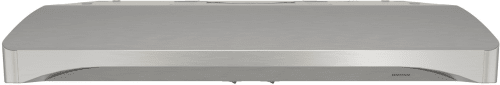 Broan Alta BQSJ136SS - Stainless Steel Front View