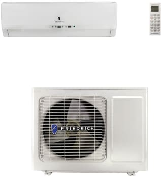 Friedrich Breeze Series BR0412W1A - System Configuration