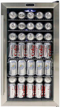 Whynter BR130SB - 120 Can Capacity Beverage Center