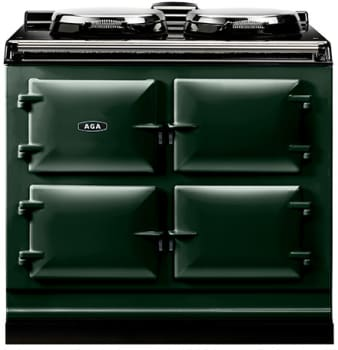 AGA ADC3EBRG - AGA Electric Cooker - British Racing Green