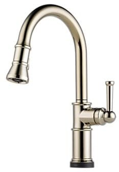 Brizo Artesso 64025LFPN - Brilliance Polished Nickel