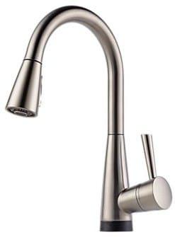 Brizo Venuto 64070LFSS - Stainless Steel