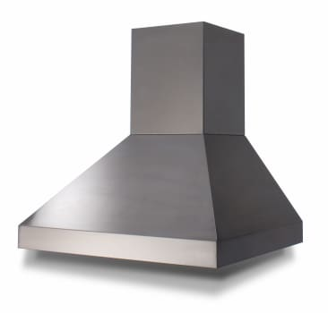 BlueStar Pyramid Series BSPC48240TS - BlueStar Pyramid Hood Series in Stainless Steel