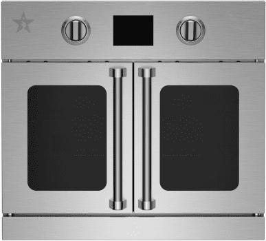 "BlueStar BSEWO30ECSD - 30"" French Door Electric Wall Oven"