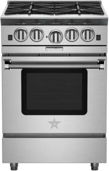 "BlueStar Platinum Series BSP244B - 24"" Platinum Series Gas Range"