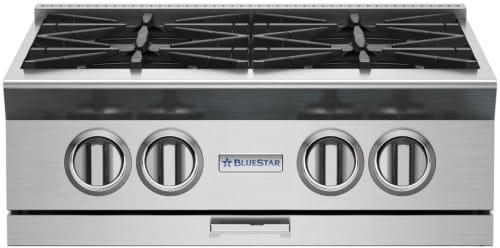 BlueStar Platinum Series BSPRT244BLP - Front View
