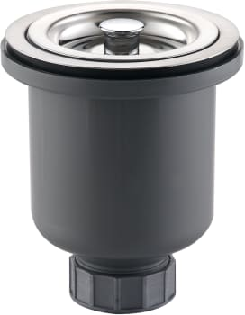 Kraus BST1 - Stainless Steel Basket Strainer