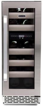 Whynter Elite BWR171DS - 17 Bottle Dual Zone Wine Refrigerator