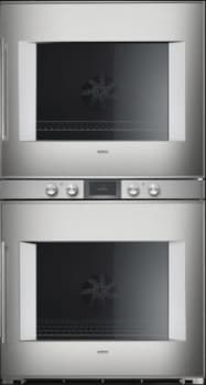 "Gaggenau 400 Series BX480611 - 400 Series 30"" Double Wall Oven"