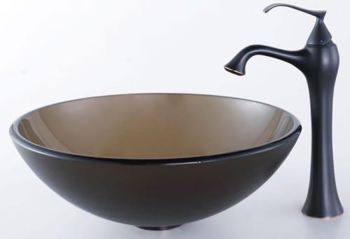 Kraus Ventus Series CGV103FR12MM15000ORB - Oil Rubbed Bronze