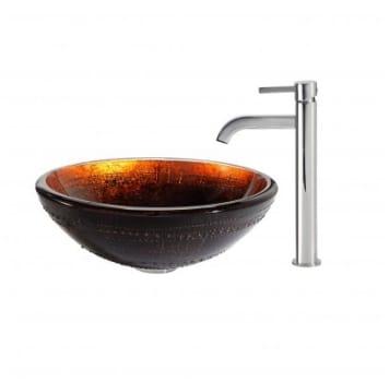 Kraus CGV69419MM1007 - Chrome Faucet