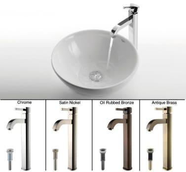 Kraus Ceramic Series CKCV1411007SN - Featured View